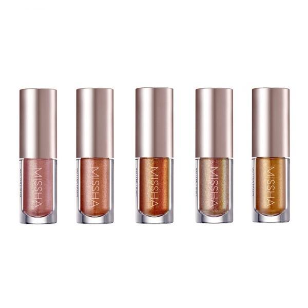 Shop MISSHA - Glitter Prism Liquid Eye Shadow (Shine) - 3g | Stylevana