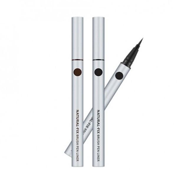 MISSHA - Natural Fix Brush Pen Liner