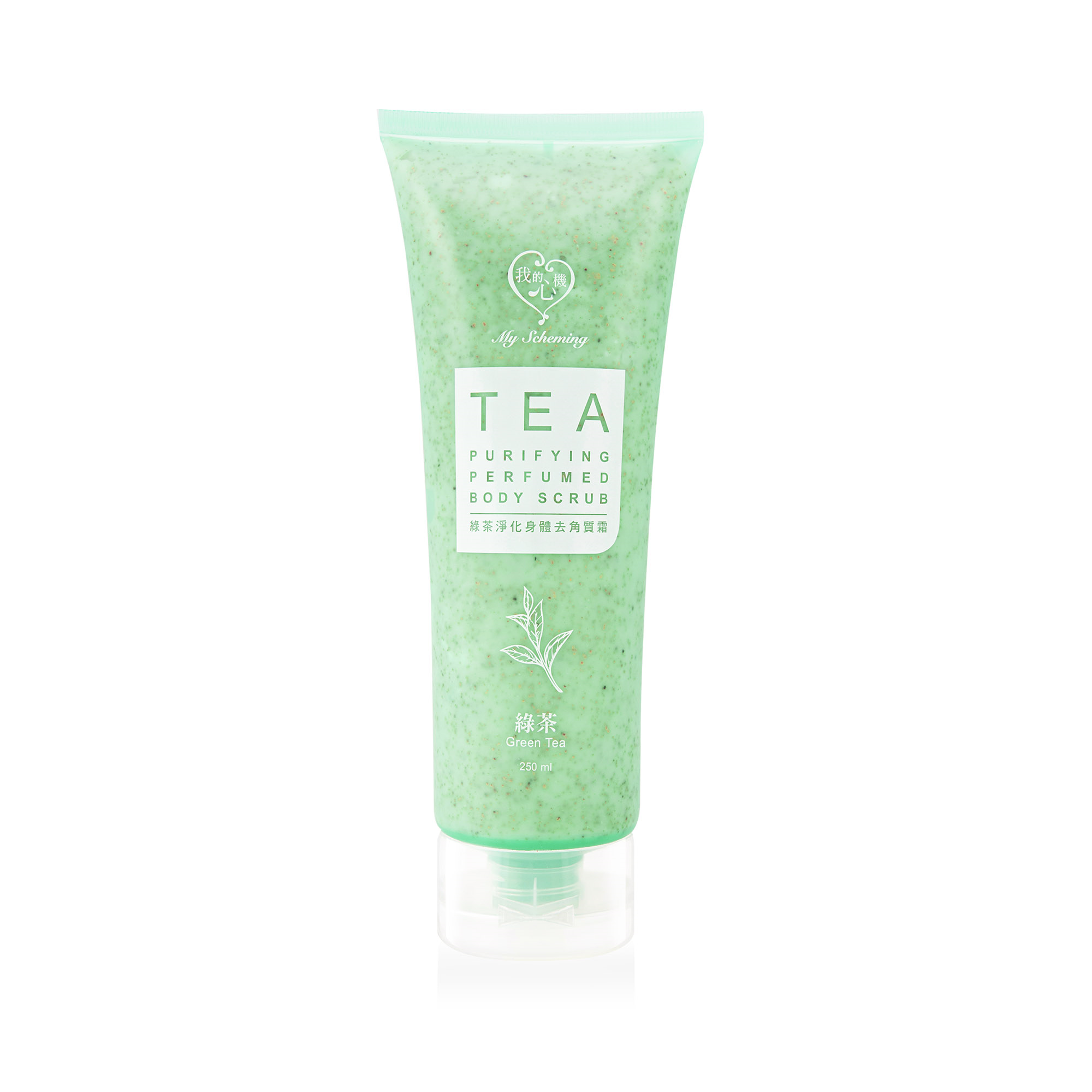 My Scheming - Green Tea Purifying Perfumed Body Scrub