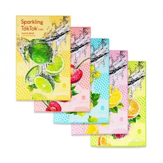 peripera - Sparkling TokTok Time Mask Sheet