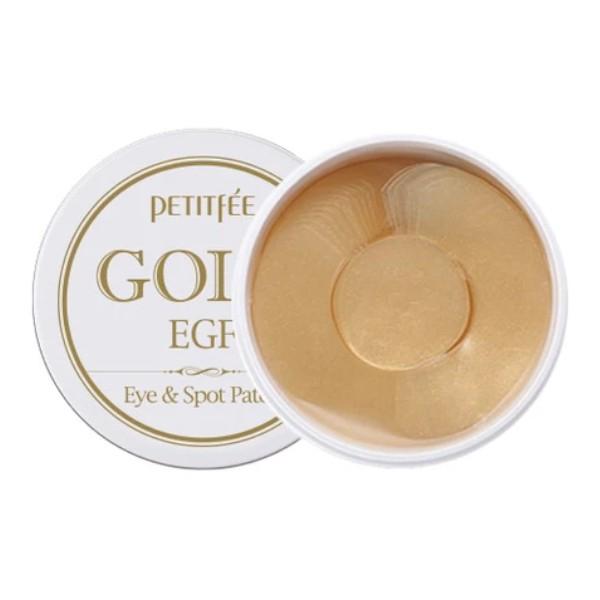 PETITFEE - Gold & EGF Patch pour Les Yeux et Les Taches - 60pcs