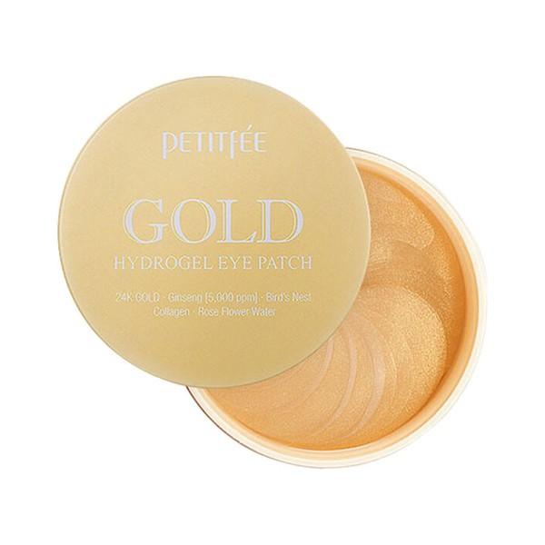 PETITFEE - Gold Hydrogel Eye Patch - 60pcs