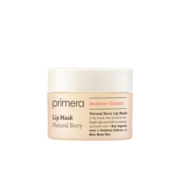 primera - Natural Berry Lip Mask - 17g