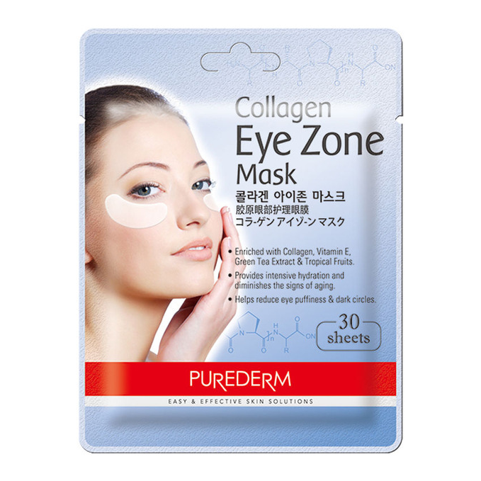 PUREDERM - Collagen Eye Zone Mask