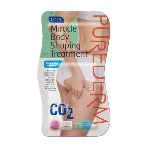 "PUREDERM - Miracle Body Shaping Treatment ""Cool"" - 1pc"