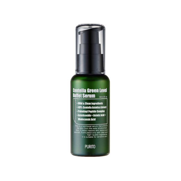 PURITO - Centella Green Level Buffet Sérum - 60ml