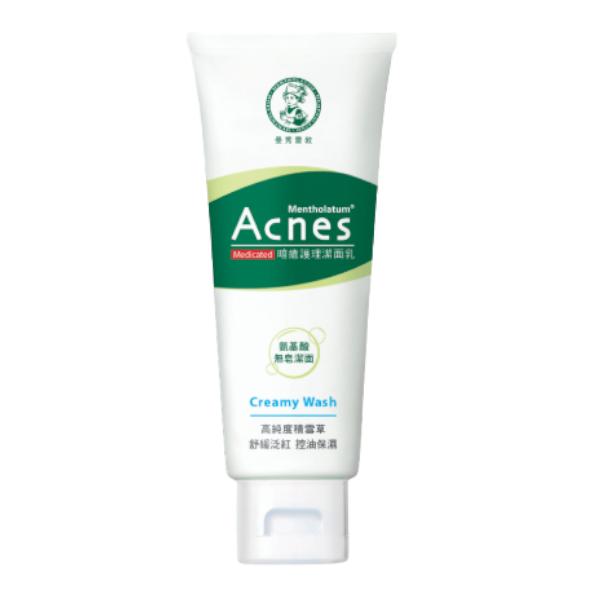 Rohto Mentholatum   - Acnes Creamy Wash