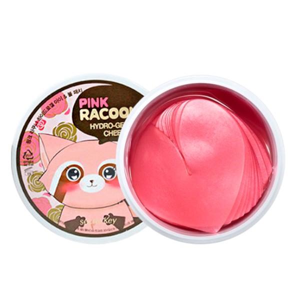 Secret Key - Pink Racoony Patch hydro-gel pour les yeux et les joues