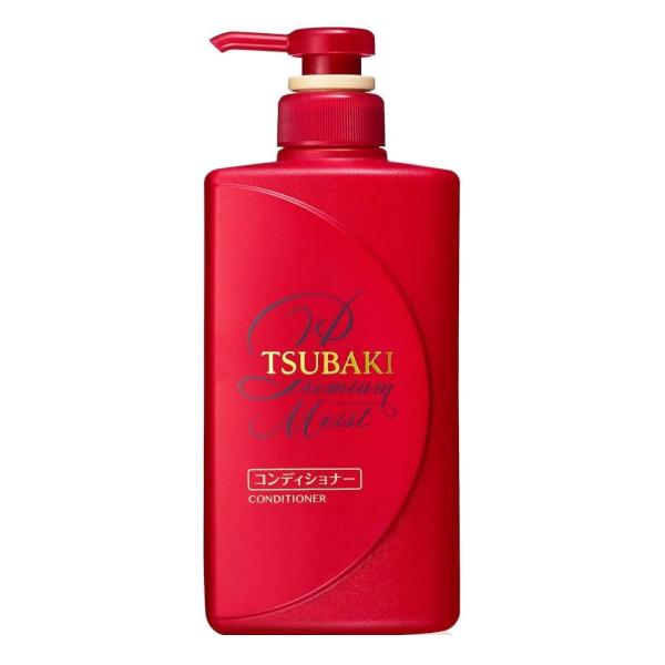 Shiseido - Tsubaki Premium Feuchter Conditioner - 490ml