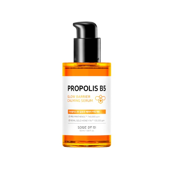 SOME BY MI - Propolis B5 Glow Barrier Calming Serum - 50ml
