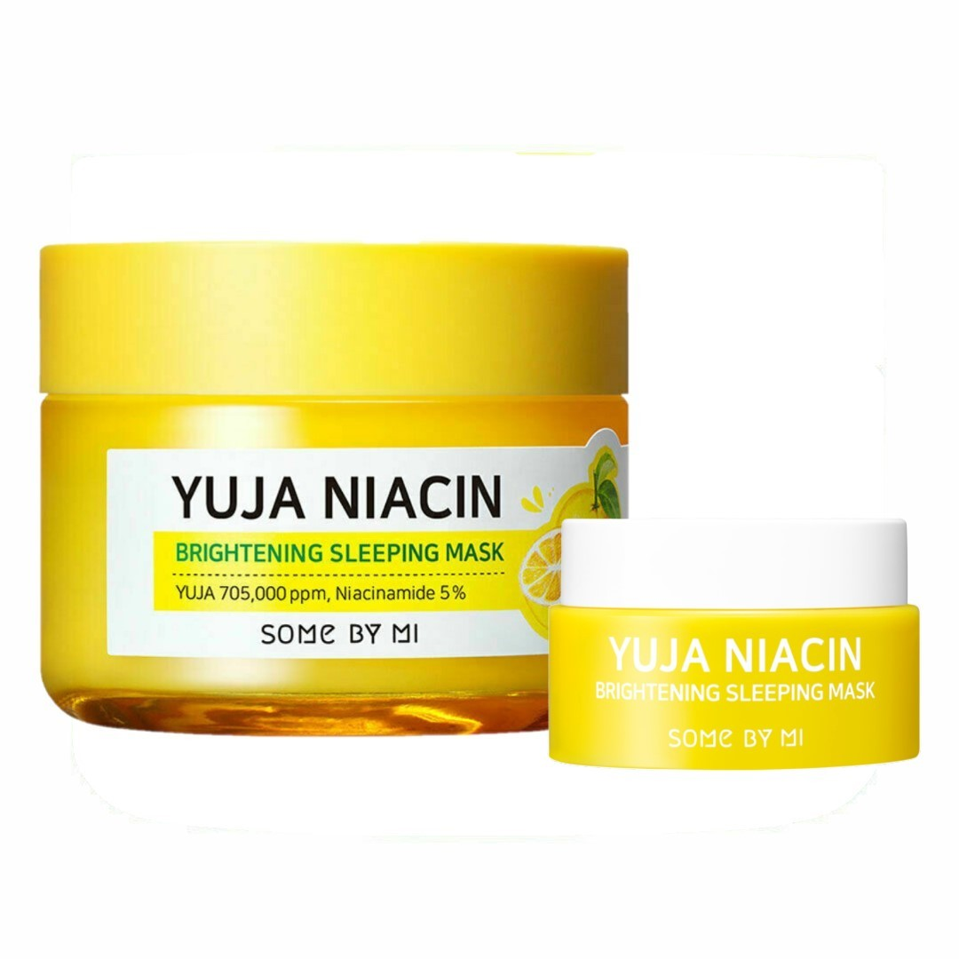 SOME BY MI - Yuja Niacine 30days Brightening Sleeping Mask