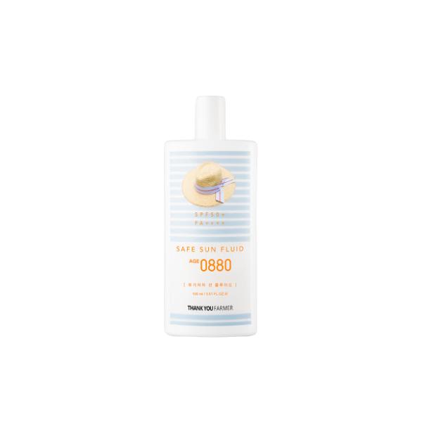 THANK YOU FARMER - Safe Sun Fluid Age 0880 - 100ml