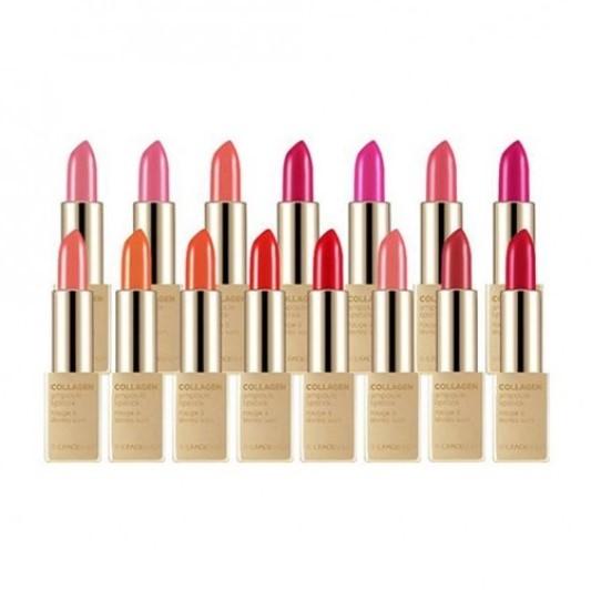 The Face Shop - Collagen Ampoule Lipstick