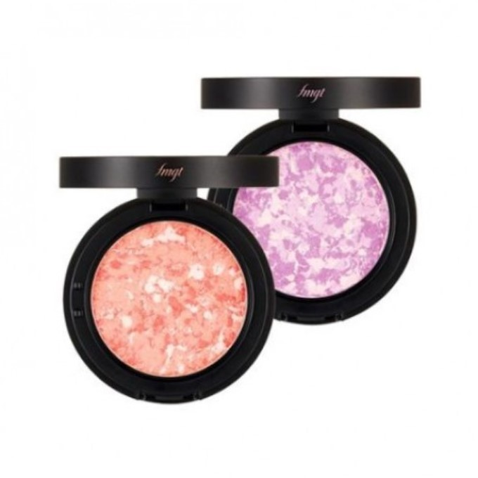 The Face Shop - Marble Beam Blush