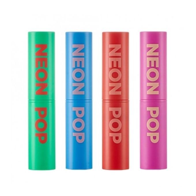 The Face Shop - Neon Pop Lip Stick