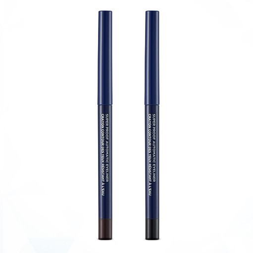 The Face Shop - Super Proof Automatic Eyeliner