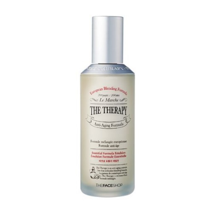 The Face Shop - The Therapy Essential Formula Emulsion