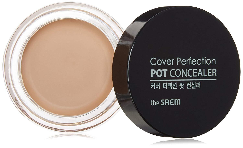 The Saem - Cover Perfection Pot Concealer