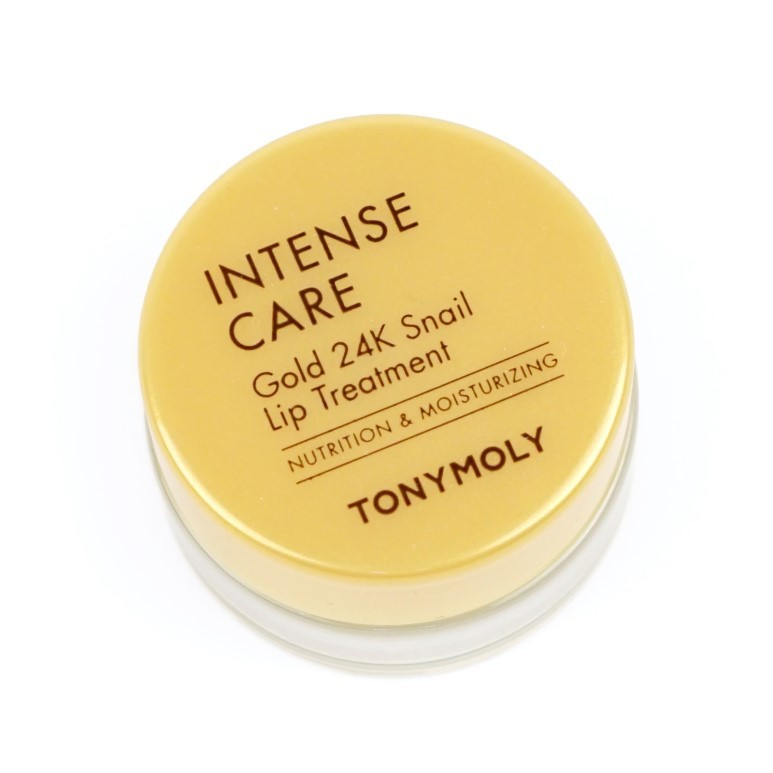 TONYMOLY - Intense Care Gold 24K Snail Lip Treatment