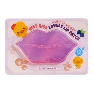 Tonymoly - Kiss Kiss Lovely Lip Patch