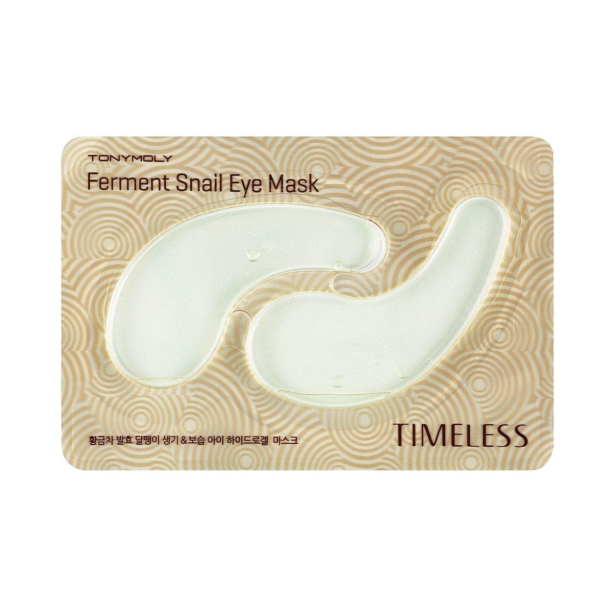 TONYMOLY - Timeless Ferment Snail Eye Mask