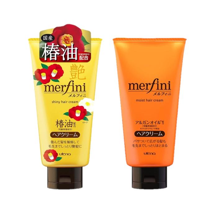 Utena - MerfiniMoist Milky Hair Cream