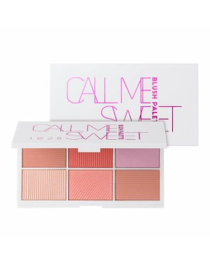 1028 - Appelez-moi Sweet 6 Shades Blush (LIMITED) - 3.8g x 6