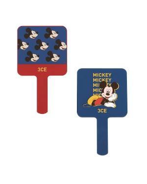 3CE - Mini miroir à main carré (édition Disney) - 1pc