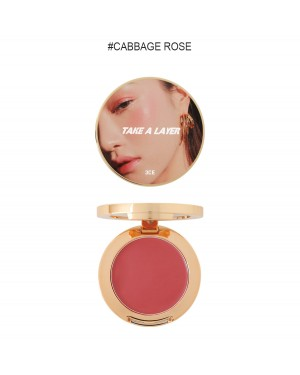 3CE / 3 CONCEPT EYES - Take A Layer Multi Pot - Cabbage Rose