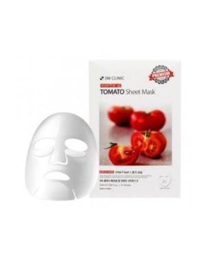 3W Clinic - Masque en feuille à la tomate Essential Up - 1pc