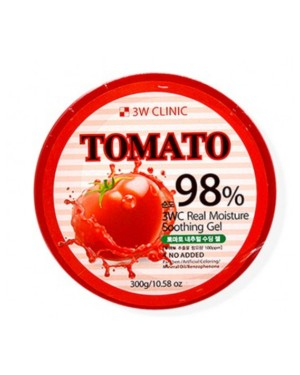 3W Clinic - Tomato Moisture Soothing Gel - 300g