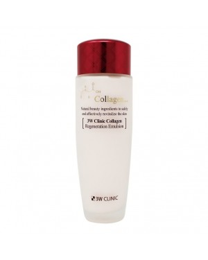 3W Clinic - Collagen Regeneration Emulsion