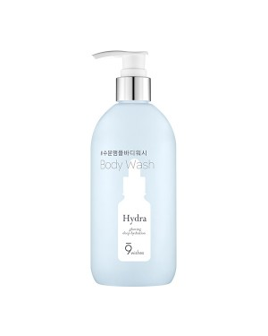 9wishes - Gel douche Hydra Ampule - 400ml