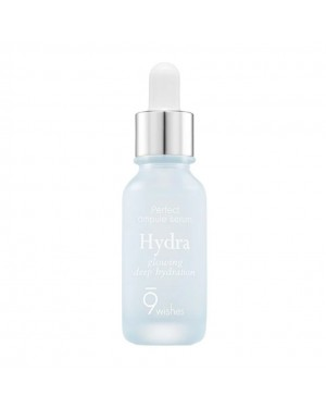 9wishes - Hydra Skin Ampule Serum - 25ml