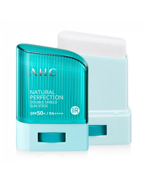 A.H.C - Natural Perfection Natural Perfection Double Shield Sun Stick (2020 new) - 22g