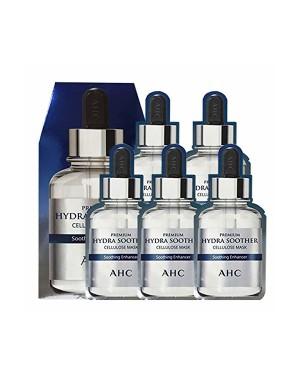 AHC - Masque Premium Hydra Apaisant en Cellulose