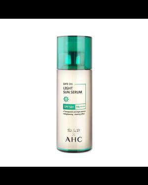 A.H.C - Safe On Light Sun Serum SPF50+ PA++++ - 40ml