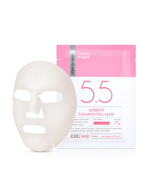 ACWELL - Super-Fit Masque complet apaisant - 1ea
