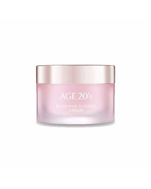 Age 20's - Blooming Flower Cream -50g