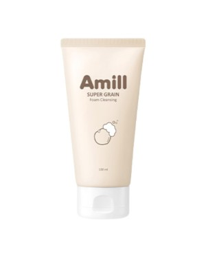Amill - Super Grain Foam Cleansing