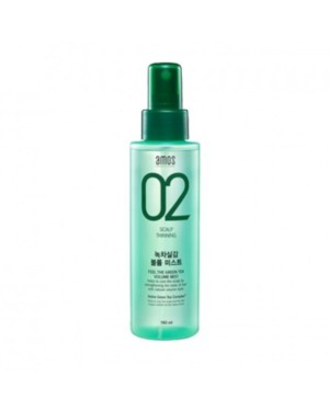 AMOS - The Green Tea Volume Mist -140ml