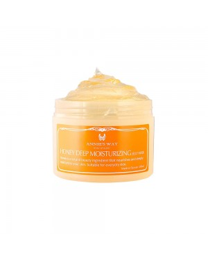 ANNIE'S WAY - Honey Deep Moisturizing Jelly Mask