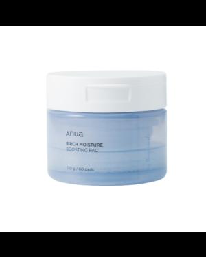 ANUA - Birch Moisture Boosting Pad - 60ea/130g