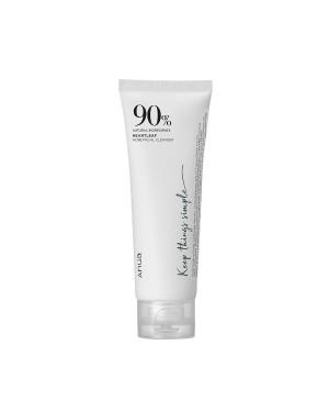 ANUA - Heartleaf Nettoyant pour le visage contre l'acné - 120ml