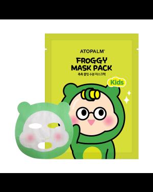 Atopalm - Pack de masques de grenouille - 15g
