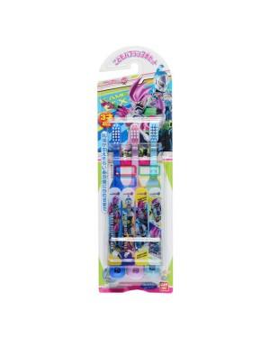Bandai - Kamen Rider EX-AID Toothbrush - 3pcs