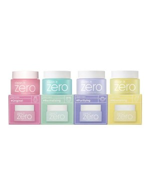 BANILA CO - Clean it Zero Special Kit - 4pcs