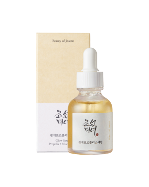 BEAUTY OF JOSEON - Glow Serum : Proplis + Niacinamide - 30ml