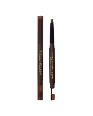 BeautyMaker - Eyebrow Pencil and Brush - 0.28g
