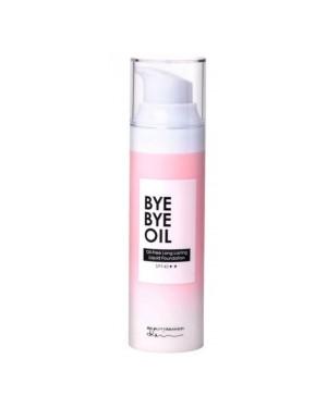 BeautyMaker - Oil Free Long Lasting Liquid Foundation SPF40 - 30ml